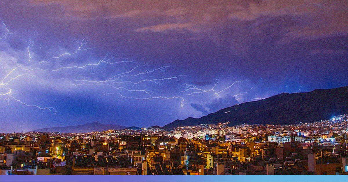 Climate Change Prompting Lightning Strikes In Bihar: Report - The Logical Indian