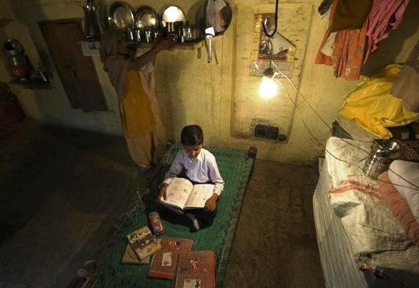 In Just One Week, 253 Indian Villages Have Been Lit Up Under The Government Program