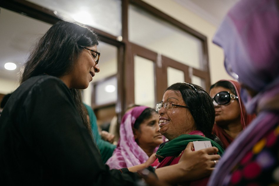 A New Purpose To Live: India Gets Its First Rehabilitation Centre For Acid Attack Survivors
