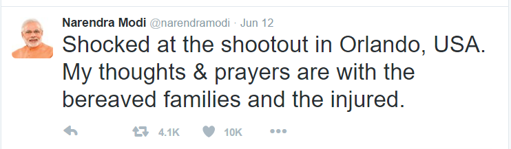 In Tribute To The Orlando Shooting Victims And For LGBT Indians, PM Modi, Please Repeal Section 377