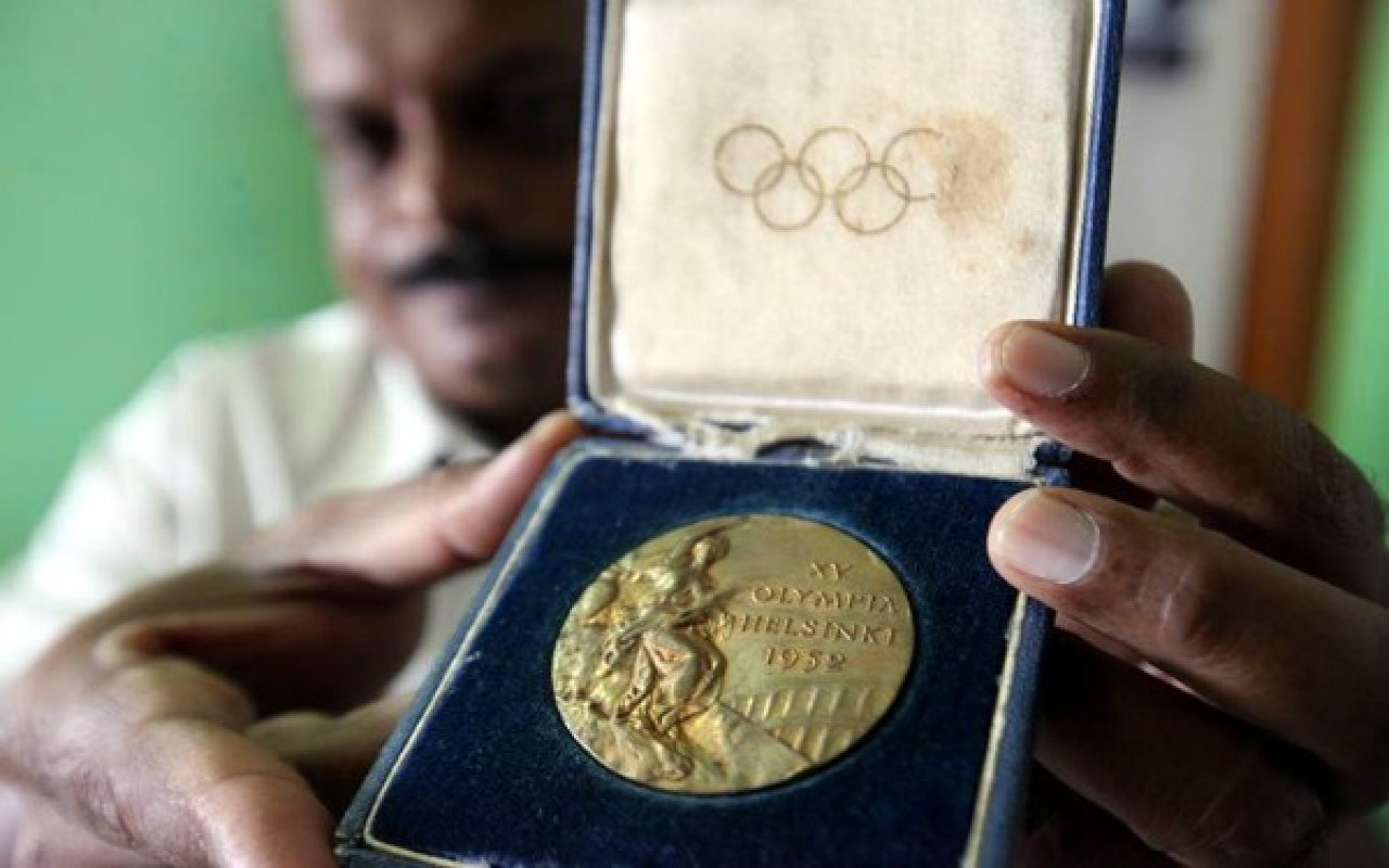 He Was The First Indian To Win An Individual Medal At The Olympic Games