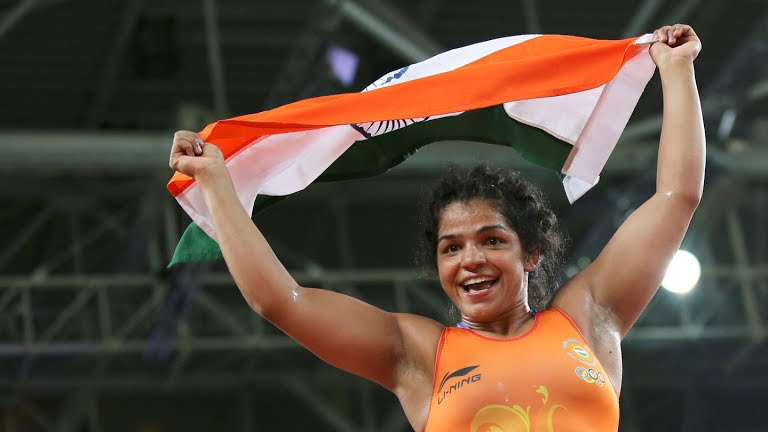A Girl From The State With Worst Sex Ratio Gives India First Medal In Rio Olympics