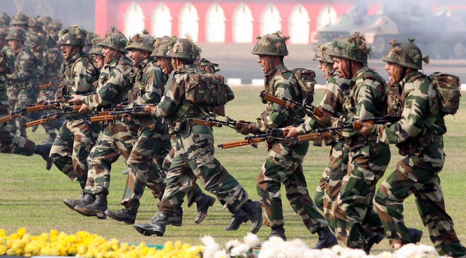300 Youth From Jammu & Kashmir Join The Indian Army Amidst Unrest In The Valley