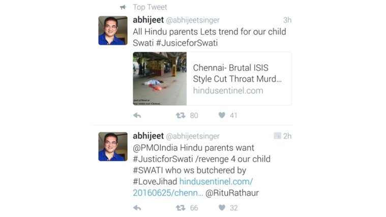 From Abusing Women Online To Spreading Communal Hatred, Abhijeets Arrest Sends A Message To Online Abusers