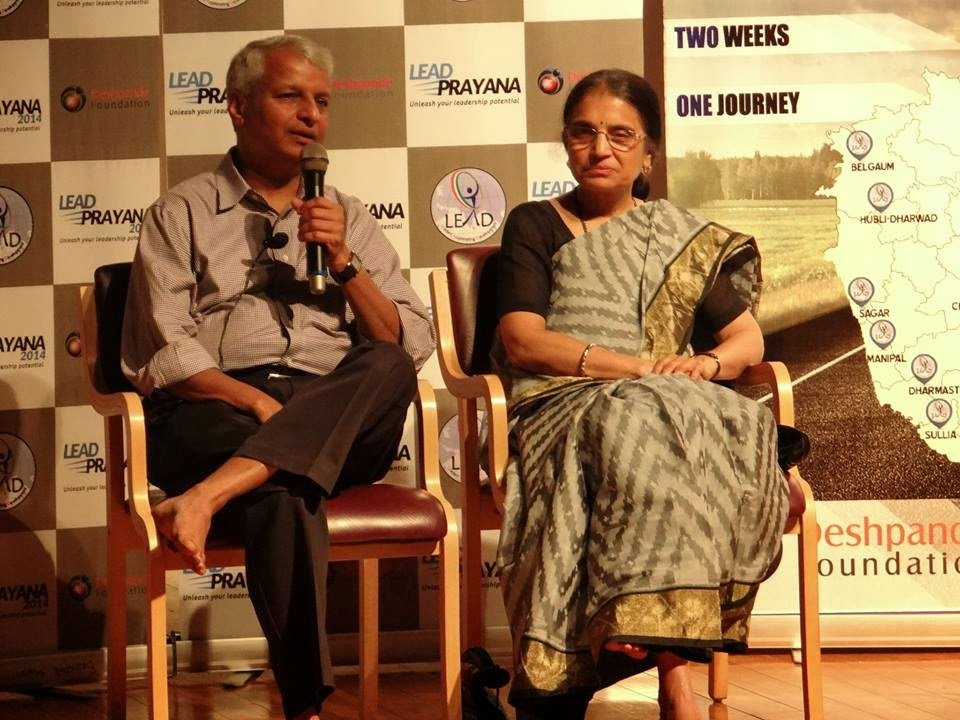 Philanthropists Jaishree And Desh Deshpande Are Helping NGOs Scale Up And Sustain Themselves On Their Own