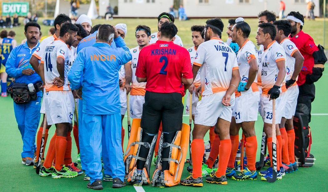 Best Wishes For The Junior Hockey World Cup, India.
