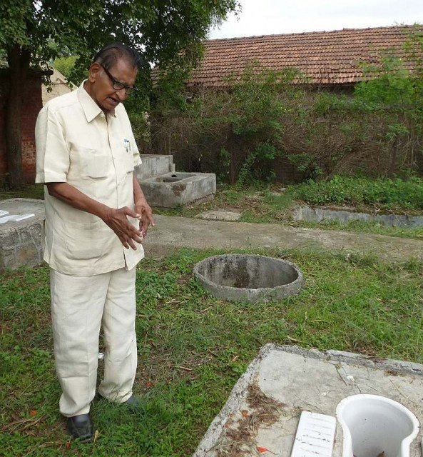 Dr Mapuskar, Who Dedicated His Life To Provide Clean Toilets To Villagers, Conferred With Padma Shri