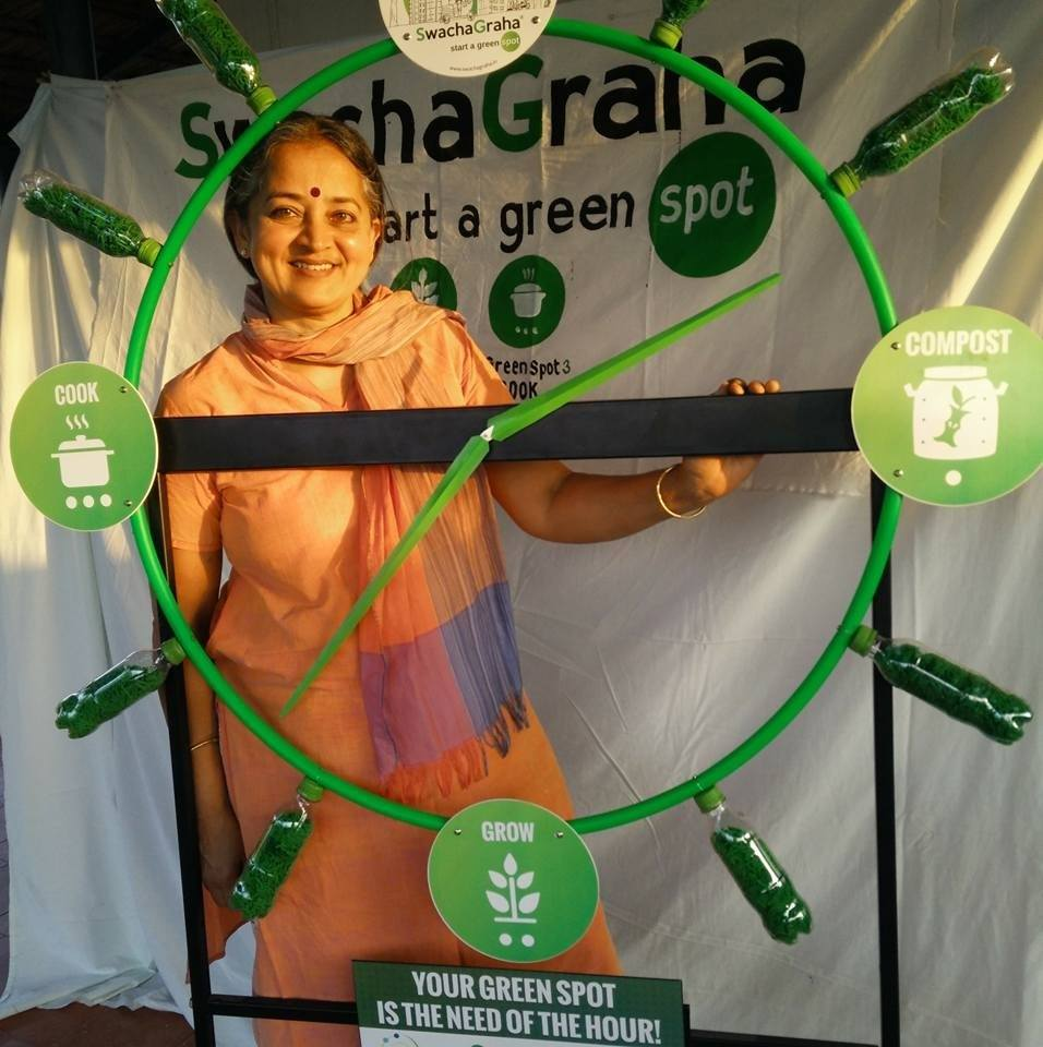 An Environment Activist In Bengaluru Is Making Waste Management And Composting Popular