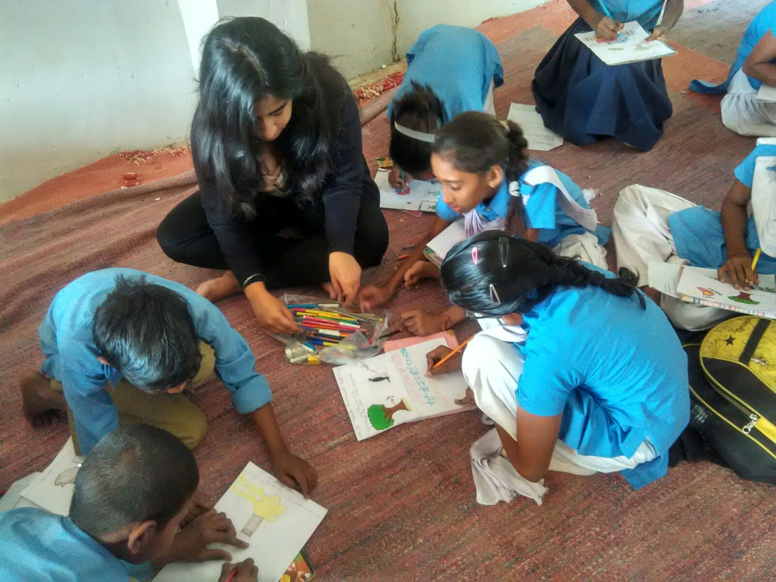 From Educating Children To Empowering Adults: These Students Are Changing The Lives Of The Poor