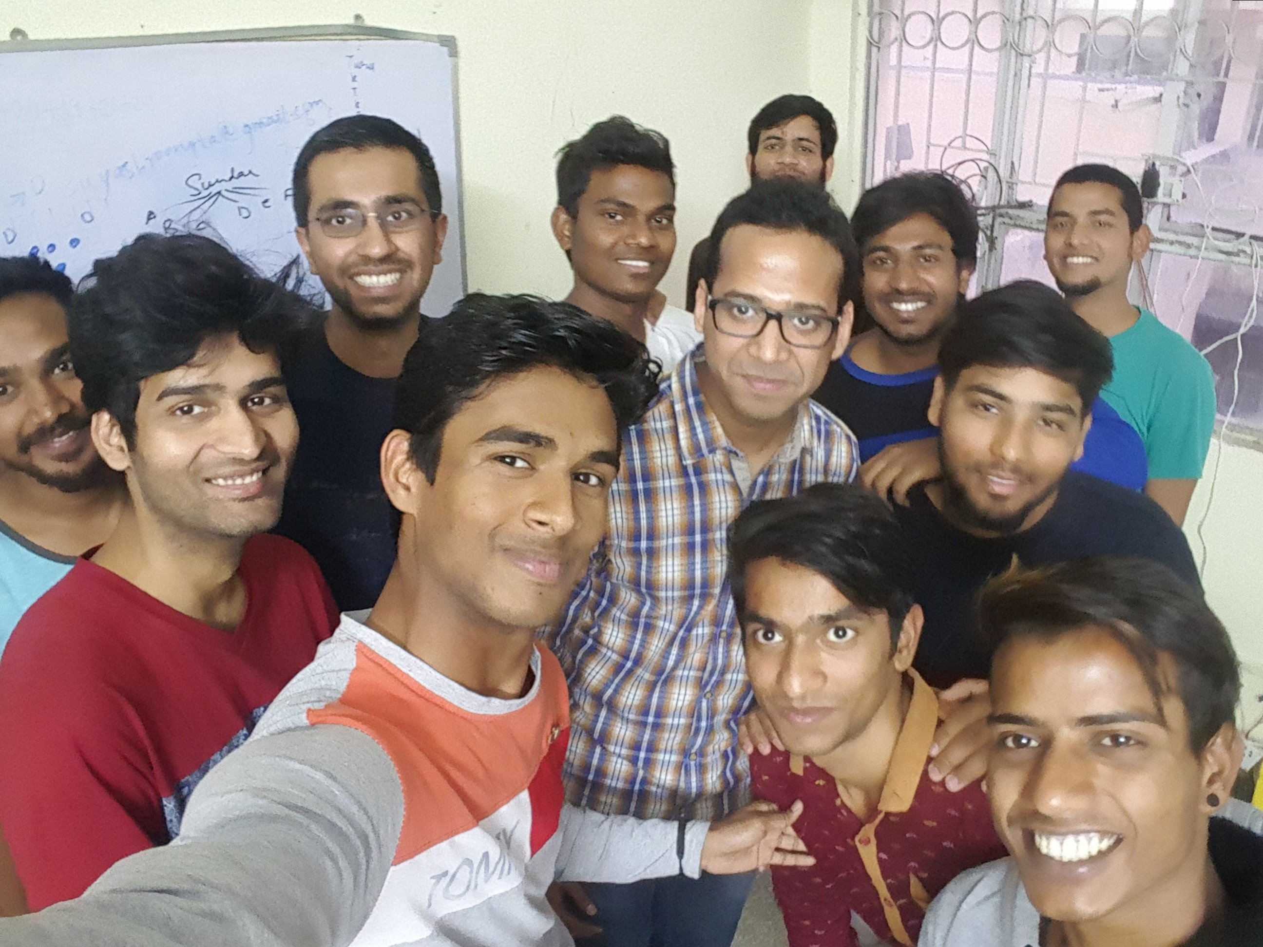 An NGO Which Provides Free Software Engineering Training To Underprivileged Students