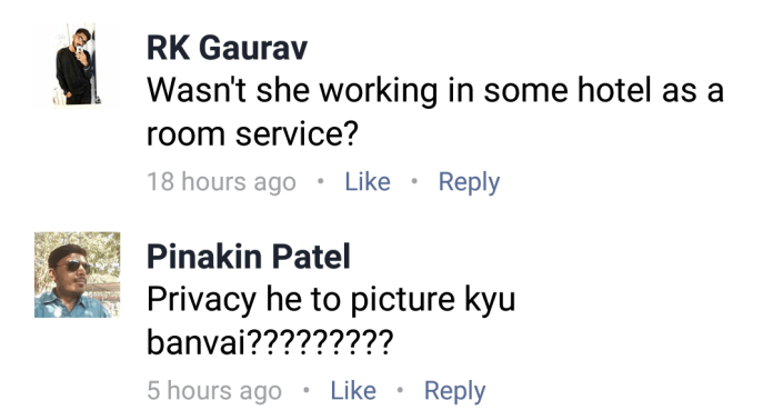 After Silencing Her Opinion, Trolls Abuse Sakshi Rawat For Raising Concern On Aadhaars Privacy Breach