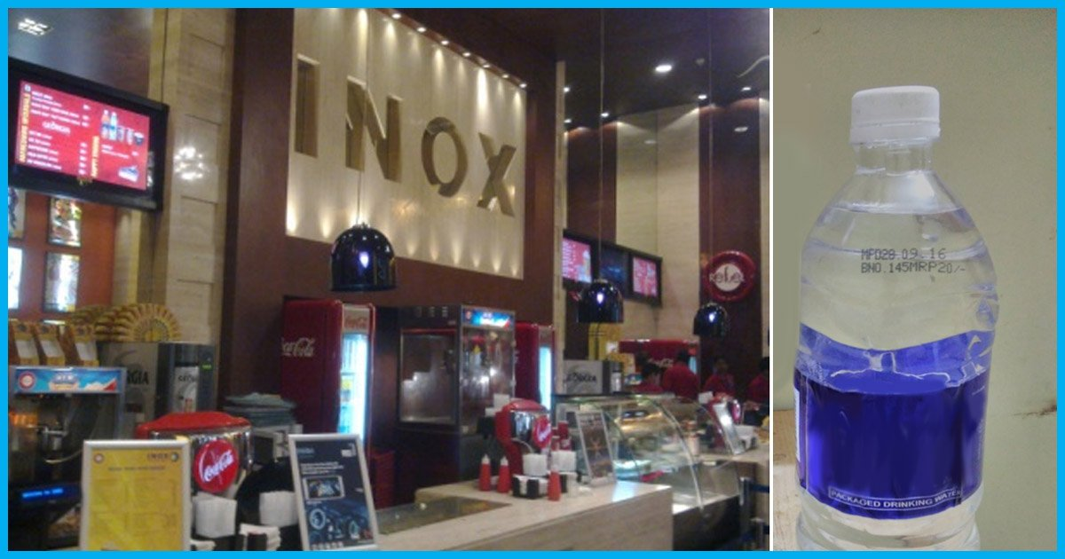 Hyderabad: Man Filed A Complaint Against INOX Movies' Unfair Trade Practices And Won The Case