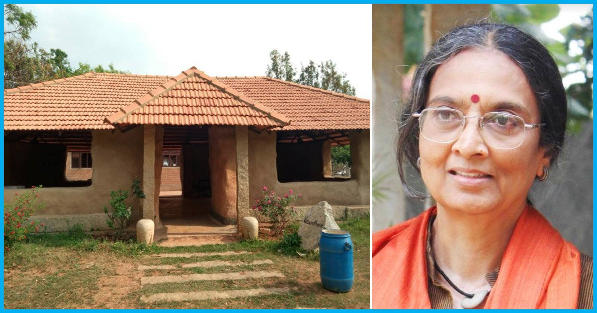 An IIM Ahmedabad Graduate, She Said No To The Corporate World To Build A College Amidst Nature