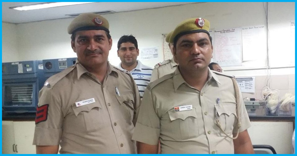 Delhi Police Donate Blood To Burglar Who Was Shot While Trying To Escape