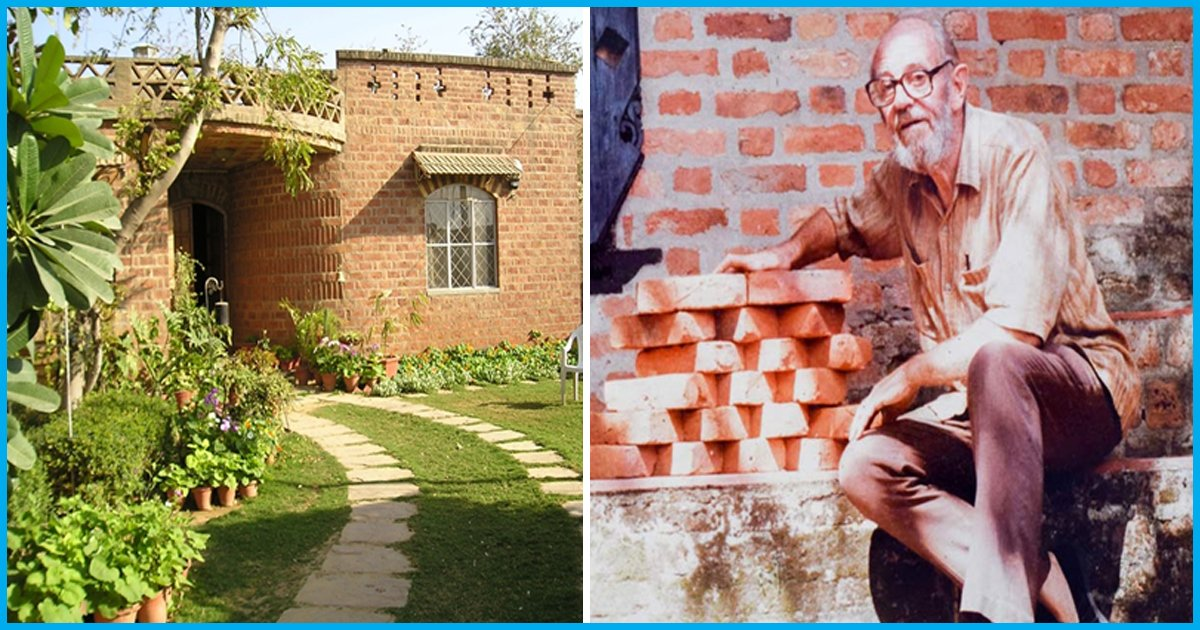 The Gandhi Of Architecture, Who Built Sustainable Buildings With Natural Occurring And Local Materials