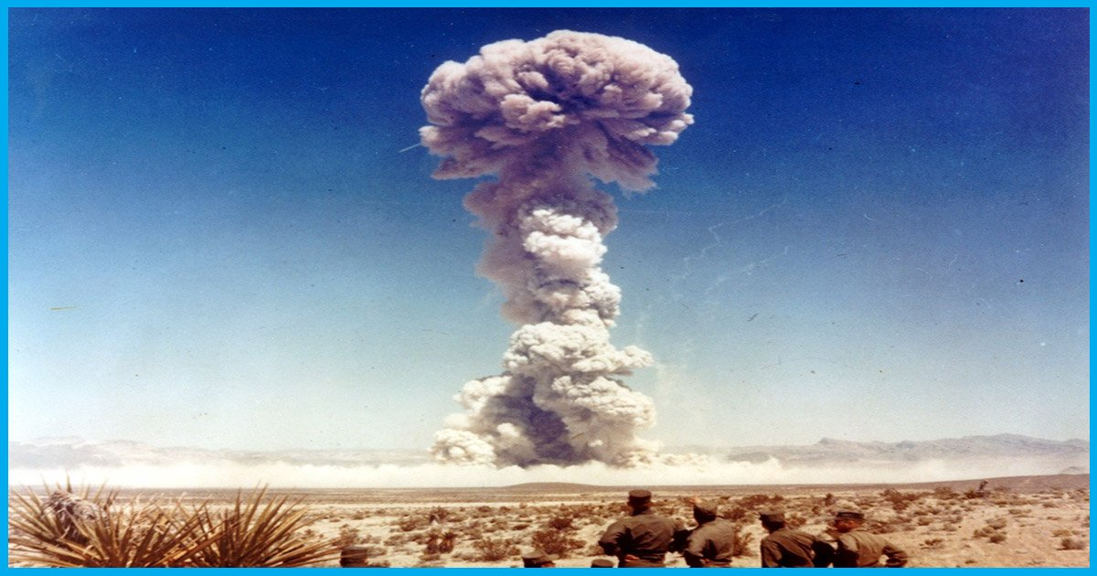 43 Years Since India Became A Nuclear Power, The Worlds Nuclear Weapons Remain A Global Threat