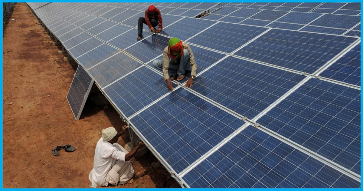 India Overtakes US, Ranked 2nd Best Country For Renewable Energy