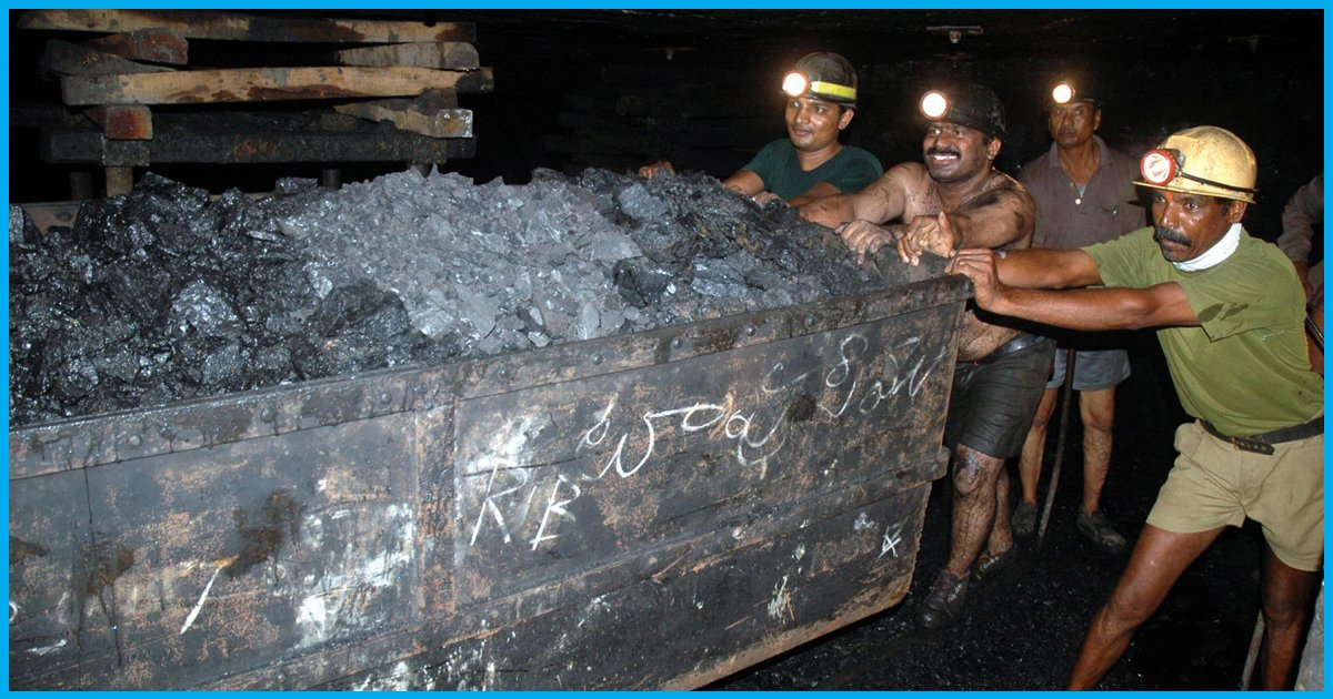 Coal India To Shut Down 37 Mines, 11,000 Workers Will Be Affected