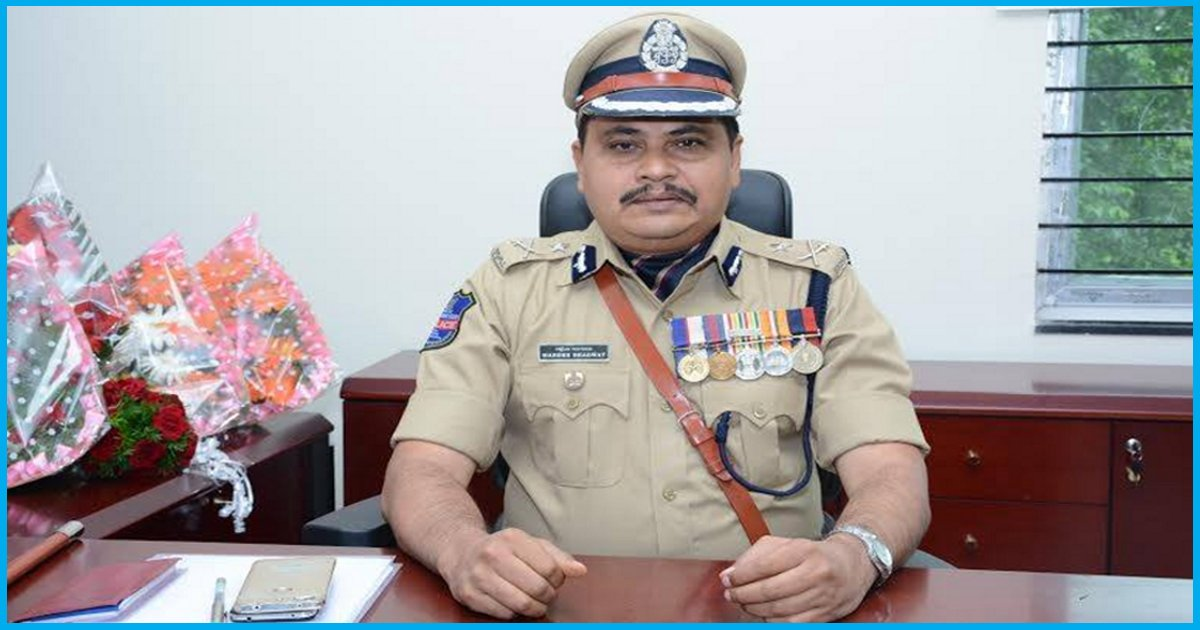 Meet The IPS Officer From Telangana Who Saved Thousands From The Clutches Of Human Traffickers