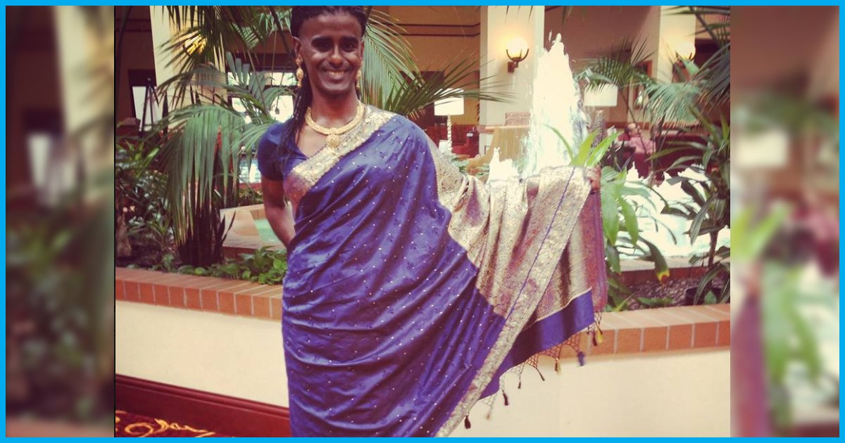 A Supportive Mother Embraces Her Transgender Daughter And Gifts Her Own Silk Saree