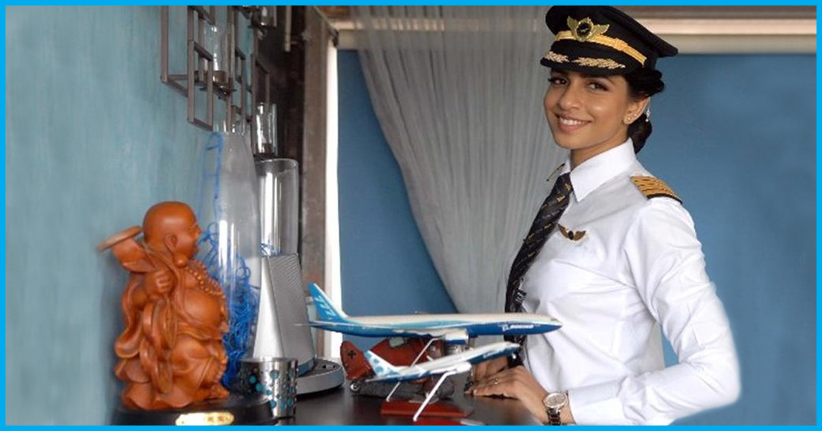 Know The Journey Of Anny Divya, One Of The Youngest Women Commanders Of Boeing 777