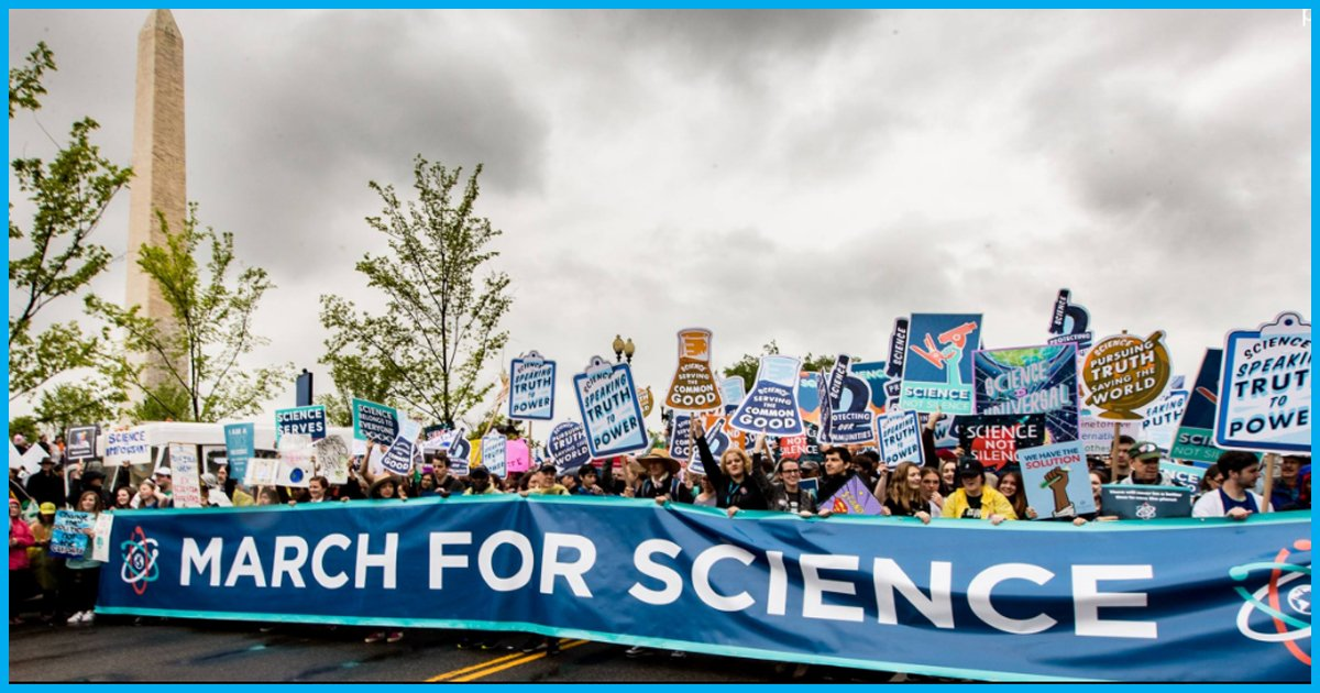 To Protest Against Dwindling Funds For Research, India Will March For Science On August 9