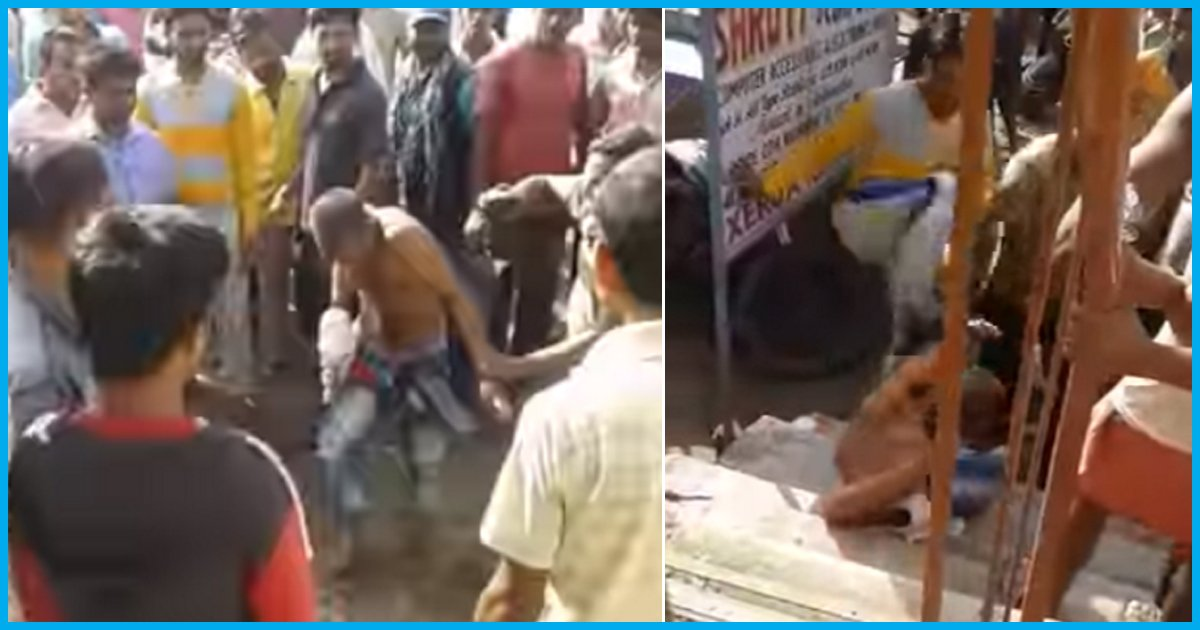 Jharkhand: Boy Stripped Naked, Beaten By A Mob On Being Found With A Girl From Other Community
