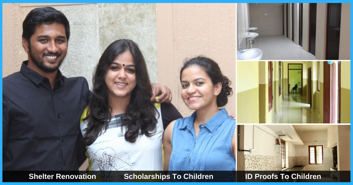 These Youngsters Are Creating New Possibilities For Orphan Children Living In Shelter Homes