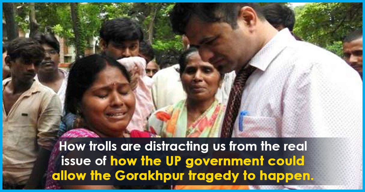 Gorakhpur Tragedy: Hero Doctor Forced To Deal With Smear Campaign, Baseless Allegations Against Him