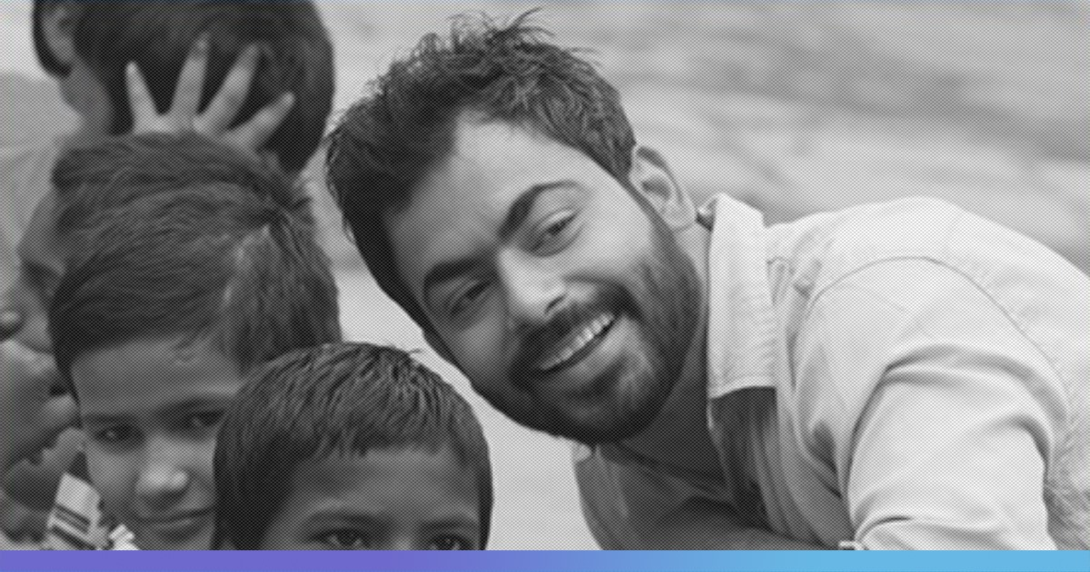 This Mechanical Engineer Quit His Job And Started A Mission On Foot To Make India Free Of Child Beggars