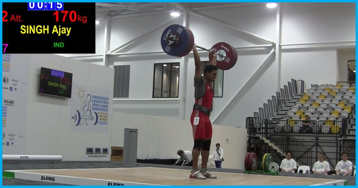 India reach tally of 32 medals after Day 4 of Commonwealth Weightlifting Championships