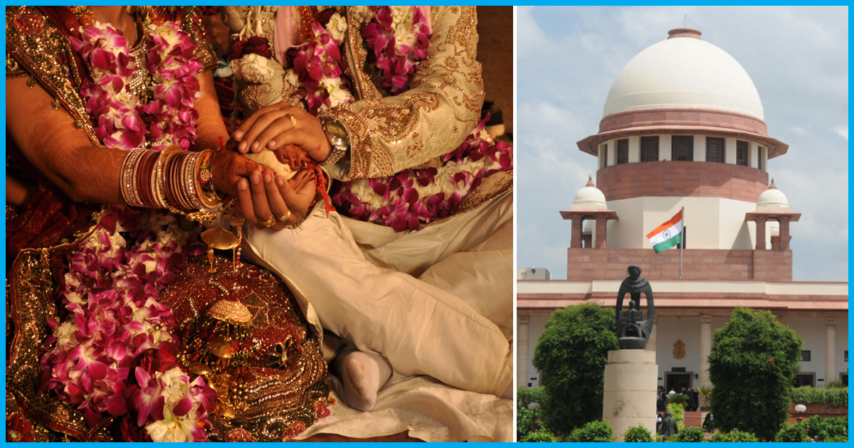 SC Cuts Down 6 Months Waiting Period For Divorce Under Hindu Marriage Act