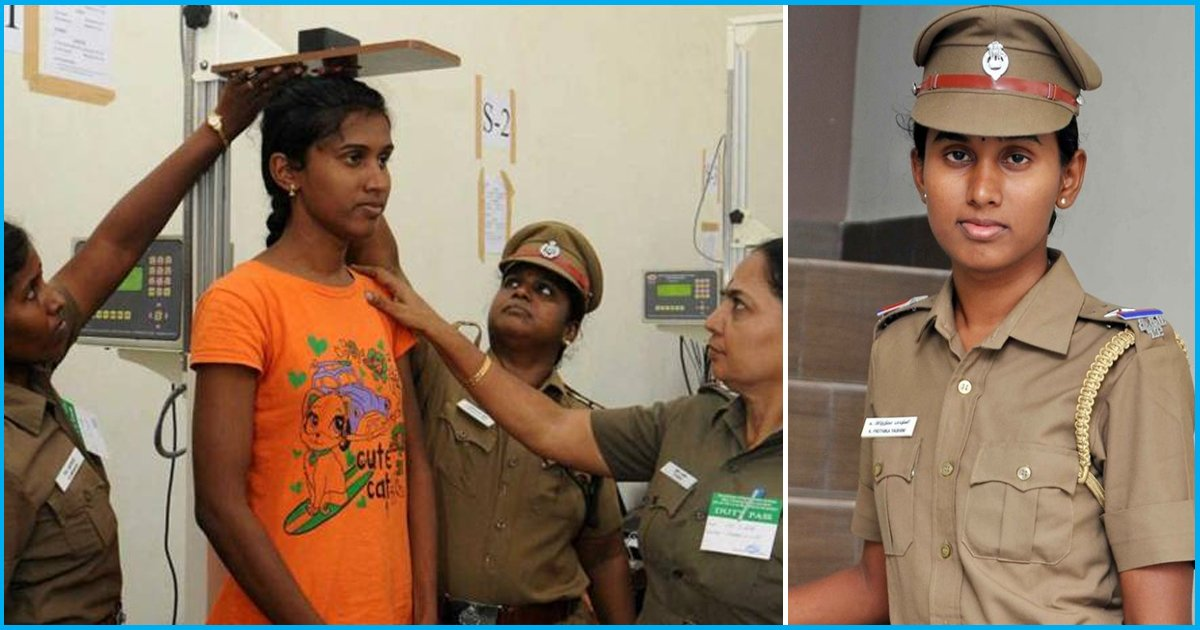 Tamil Nadu: First Ever Indian Transgender Cop Takes Charge In Chennai