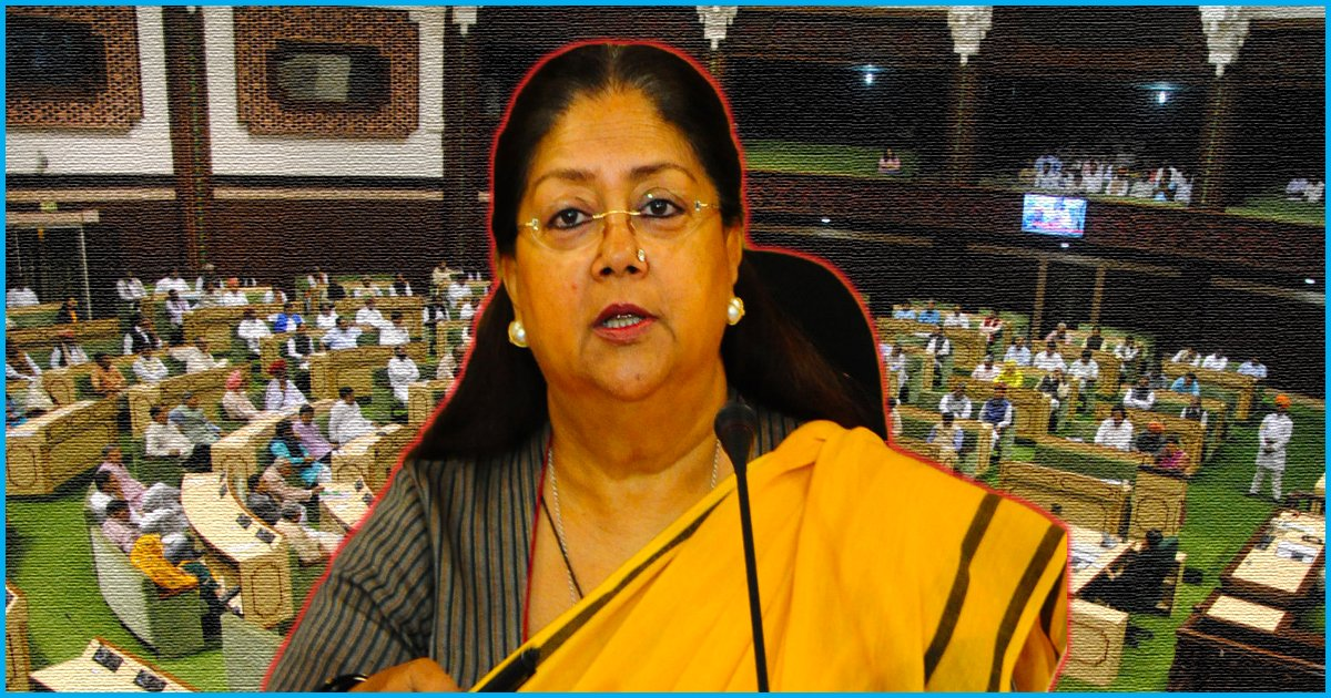 Rajasthan Passes Bill Increasing OBC Quota To 26%, Now Reservation In The State Stands At 54%