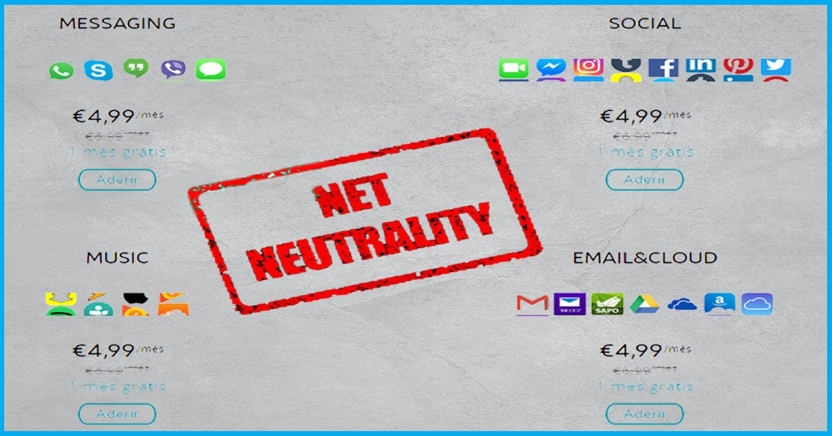 What Would The Internet Be Like Without Net Neutrality? Portugal Is An Example