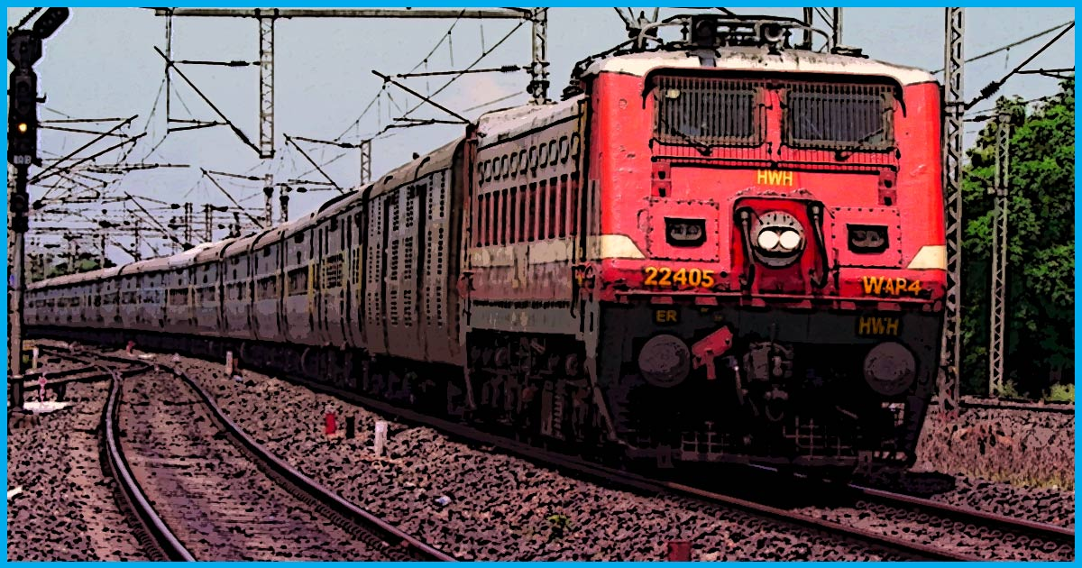 Negligible Increase In Speed By 5km/hr, Superfast Levy Imposed On 48 Trains