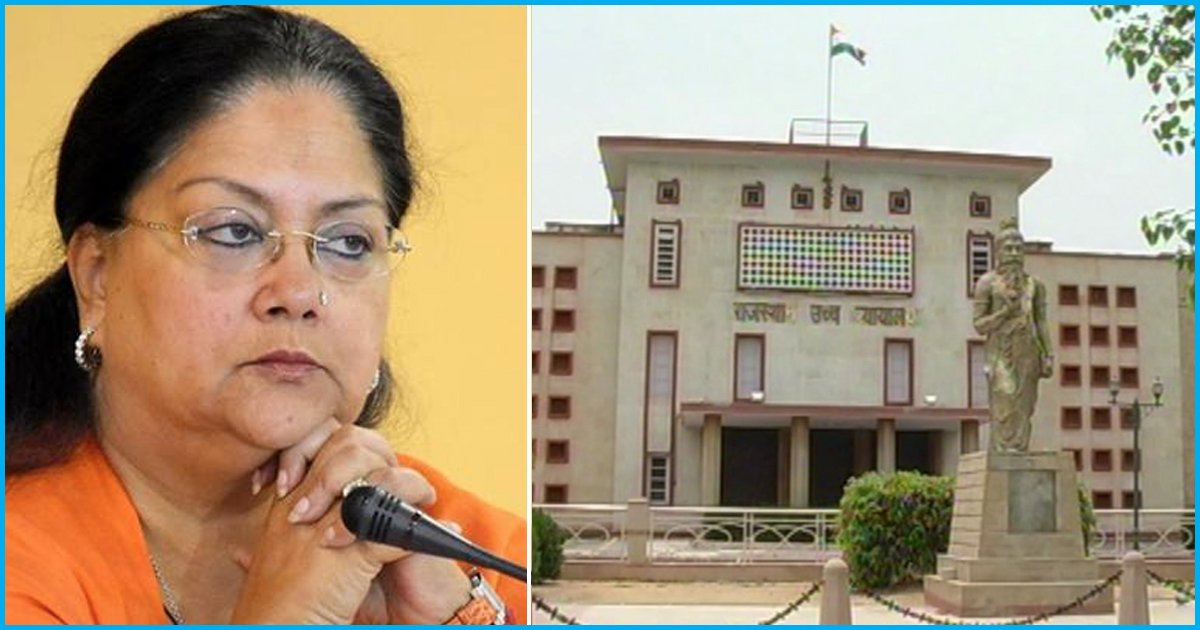Rajasthan Govts Bill To Increase OBC Quota Put On Hold By Supreme Court