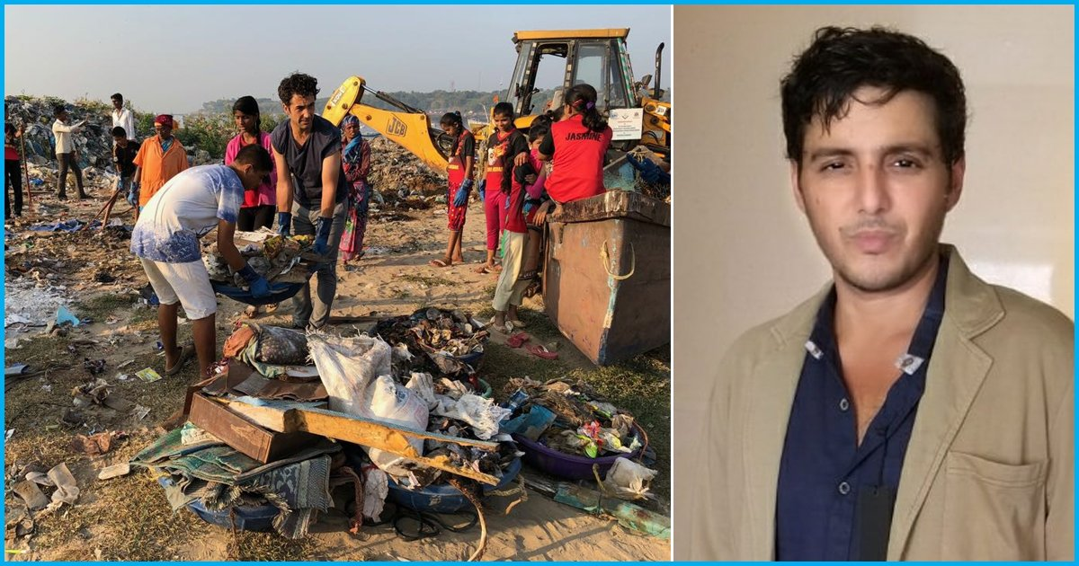 I Am Sorry, I Give Up Says Afroz Shah Who Cleared 9 Million Kgs Of Garbage Off Versova Beach