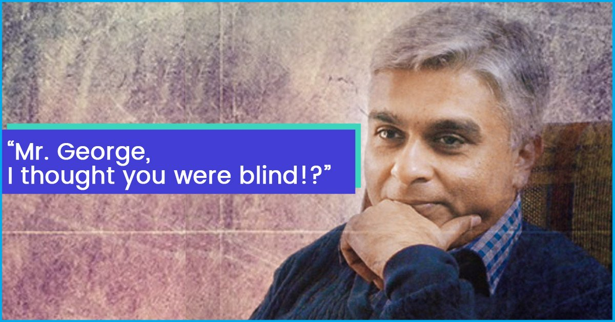 In Conversation With George Abraham, Founder Of The World Blind Cricket Council