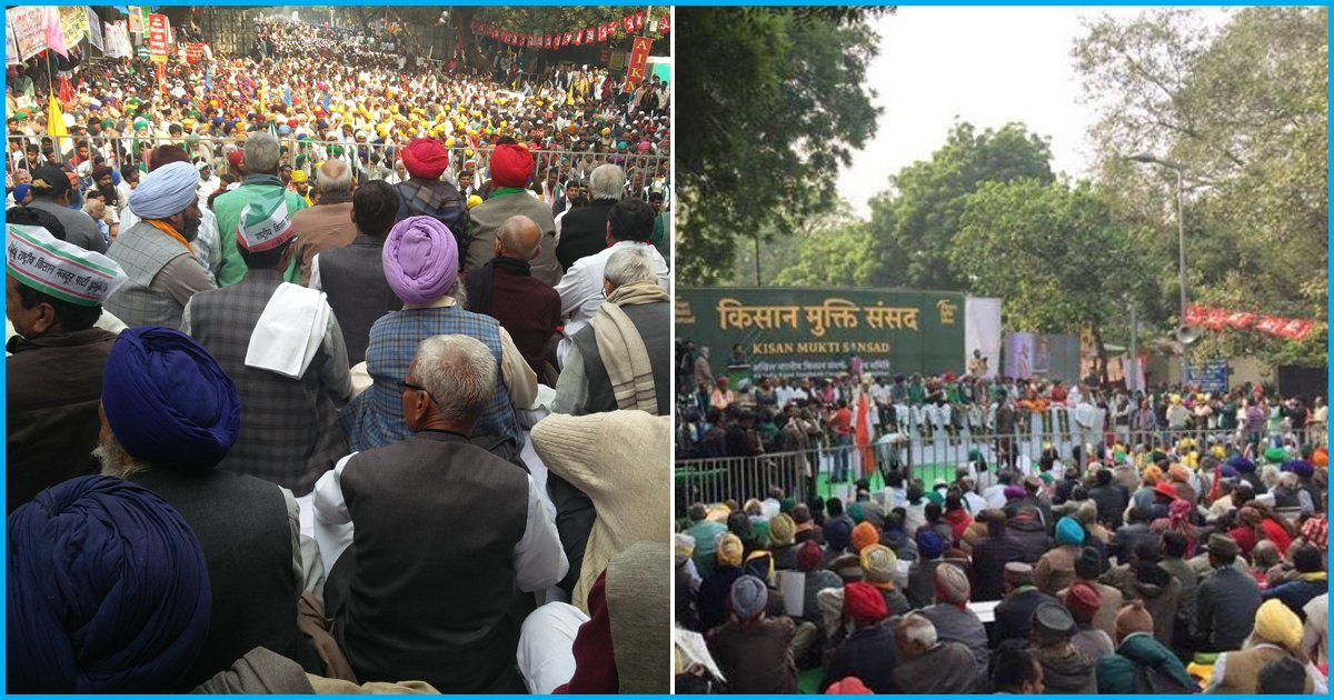 Thousands Marched For Their Rights In Delhi This November: A Start Of A New Dawn For Indian Farmers?