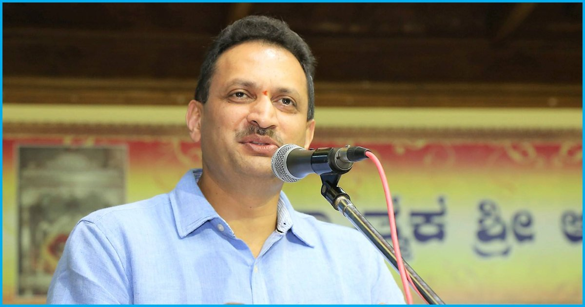 BJPs Ananthkumar Hegde Apologises For His Were Here To Change The Constitution Remark