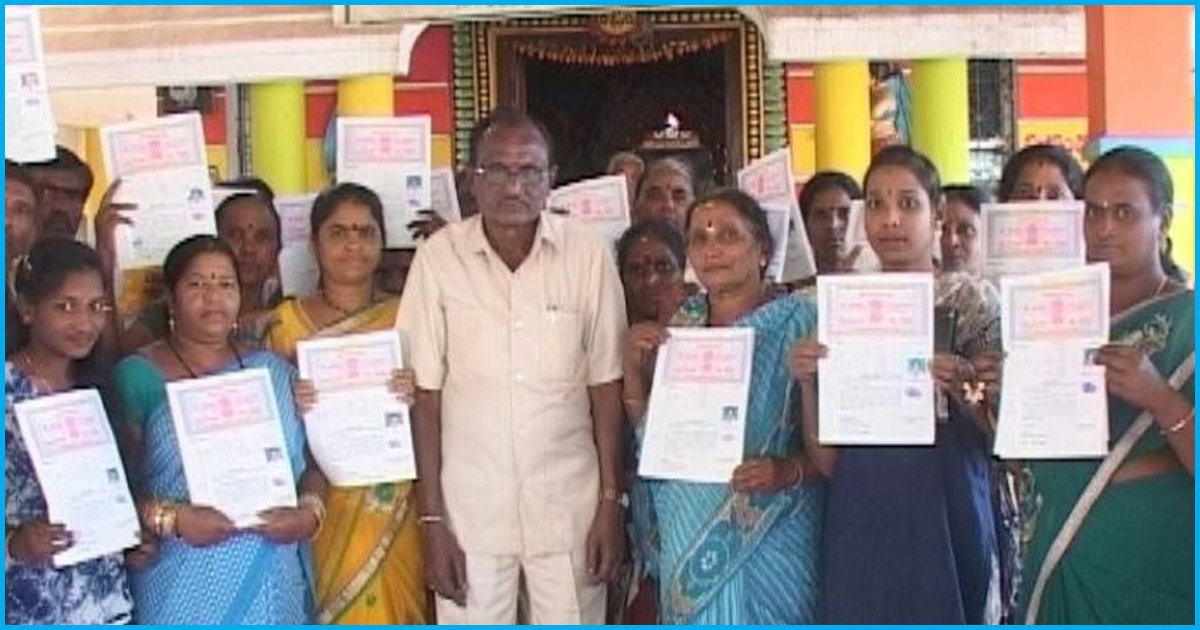 This Odisha Farmer Has Donated Over 2.3 Acres Of His Own Land To 250 Landless People & Himself Lives In A Rented Home