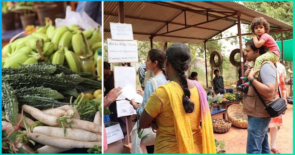 Bhoomi Santhe: A Market In Bengaluru To Bridge The Gap Between Farmers And Consumers