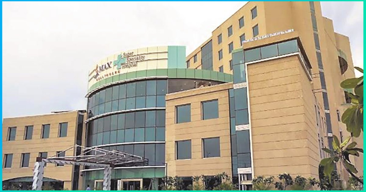 Max Hospital Asked To Pay Rs 30 Lakh To Child, Parents For Medical Negligence
