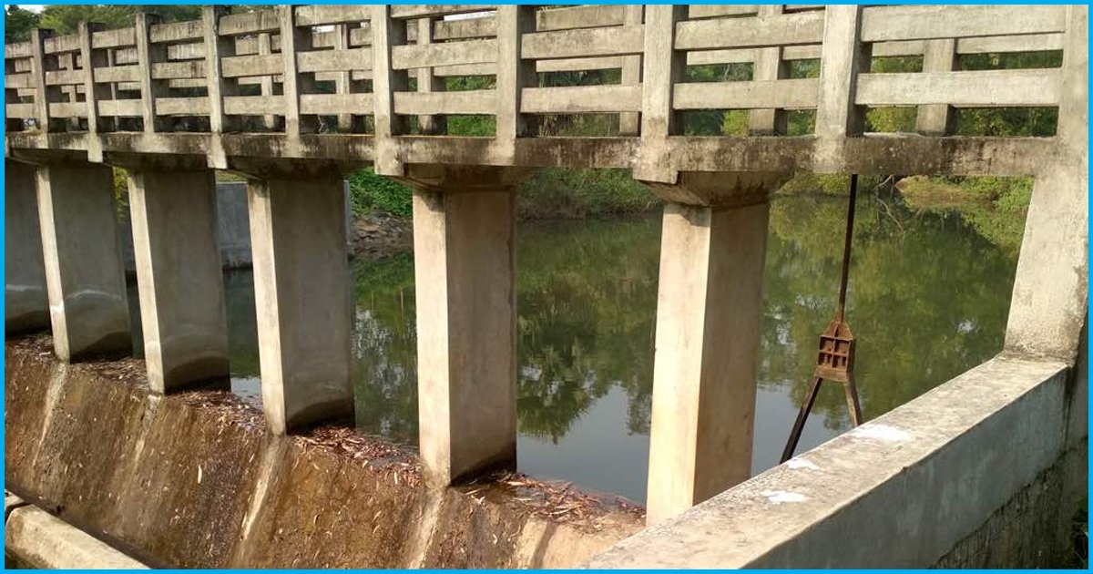 Poorly Designed Check Dams Leave Birbhum Farmers High And Dry