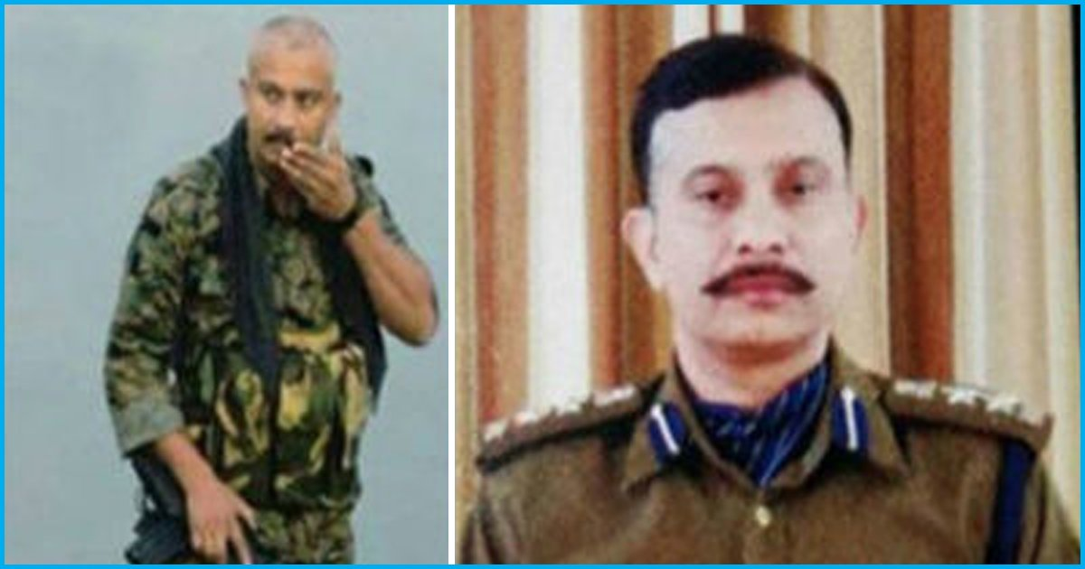 After Being Shot Nine Times By Terrorists, This Brave CRPF Commandant Is Back To Join Service