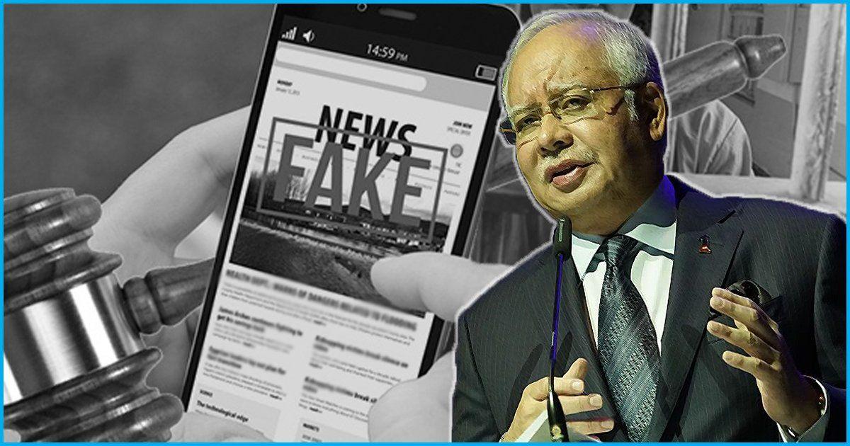 Malaysian Govt Passes Anti-Fake News Bill Ahead Of Elections