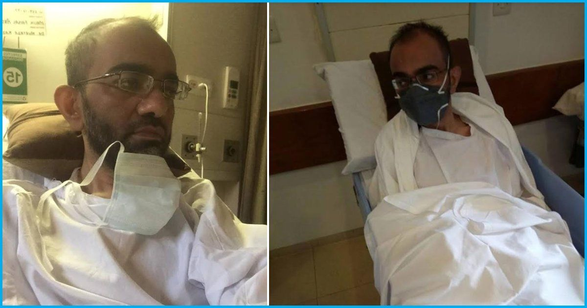 Pakistani Man With An Indian Heart Is Stuck With A Failing Organ Due To Indian Visa Not Getting Accepted