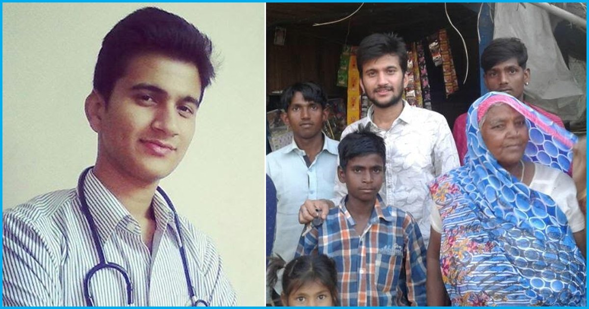 This MBBS Student Is Fighting To Get Electricity, Healthcare & Education For A Village In Rajasthan