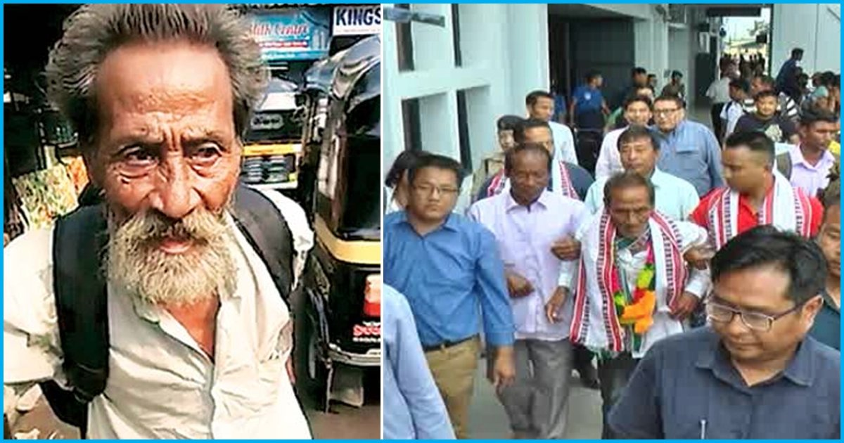 Manipuri Man Missing For 40 Years Reunites With Family Thanks To YouTube
